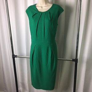 Gorgeous Green Dress by Lafayette 148
